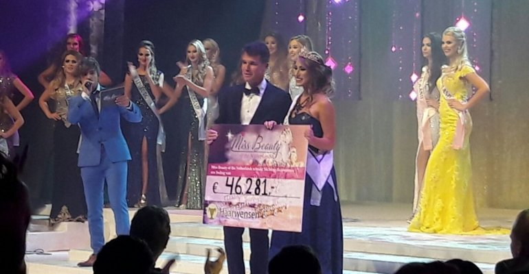 Een fantastische Miss Beauty of the Netherlands finale!